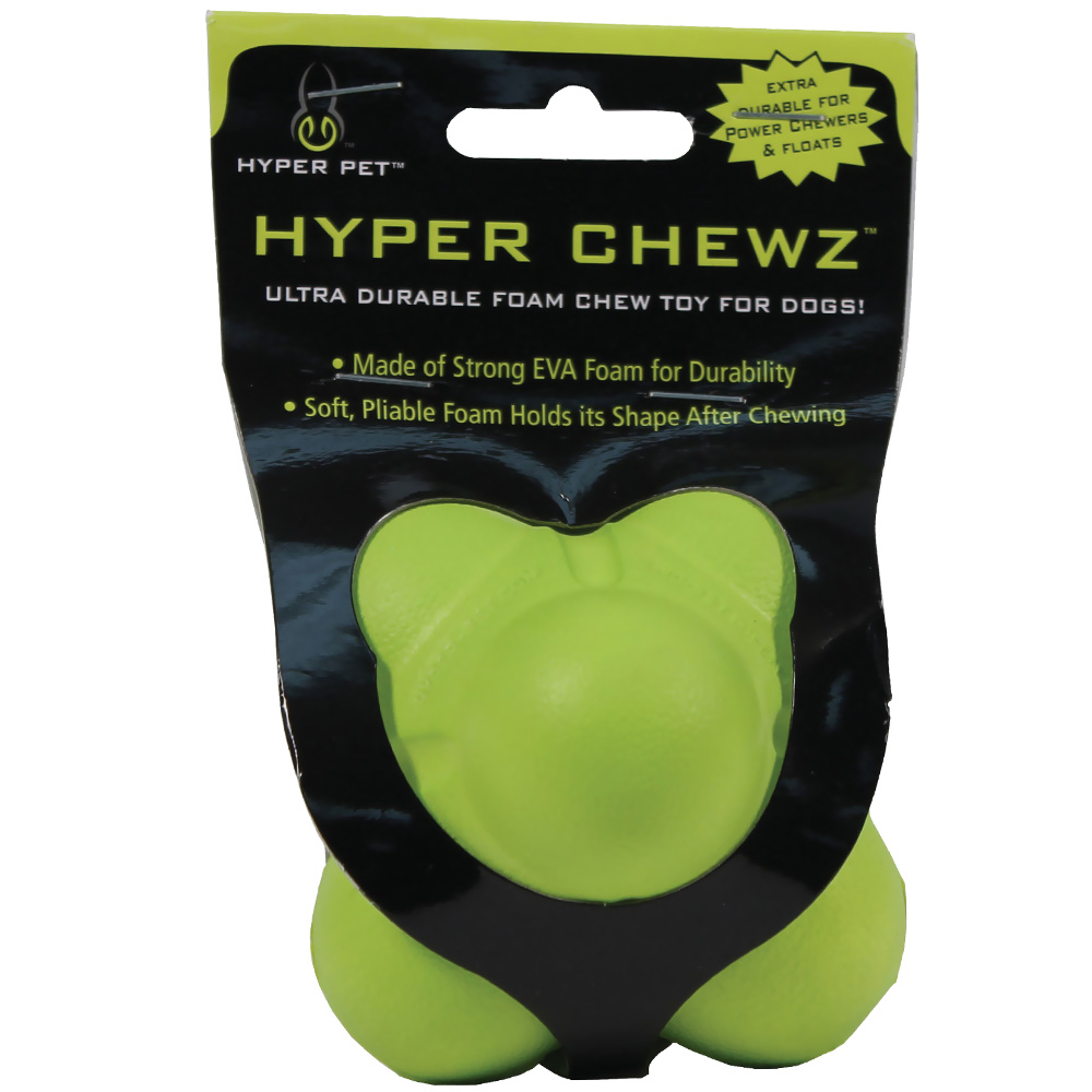 HYPER-PET-HYPER-CHEWZ-BUMPY-BALL