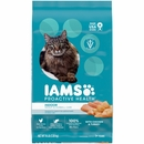 Iams Proactive Health Adult Indoor Weight Control & Hairball Care Dry Cat Food - Chicken & Turkey (16 lb)