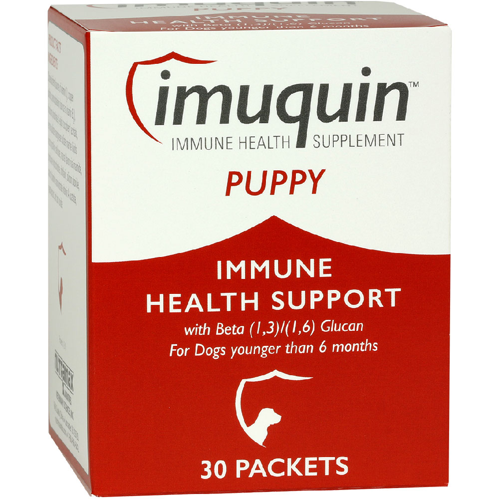 Imuquin for New Puppies (30 count) im test