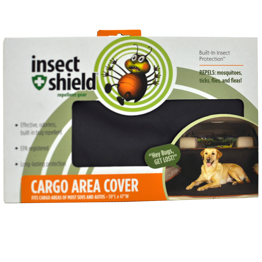 Insect Shield Cargo Area Cover im test