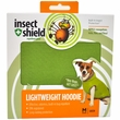 Insect Shield Lightweight Hoodie Medium - Green