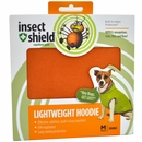 Insect Shield Lightweight Hoodie Medium - Orange