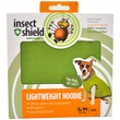Insect Shield Lightweight Hoodie Small/Medium - Green