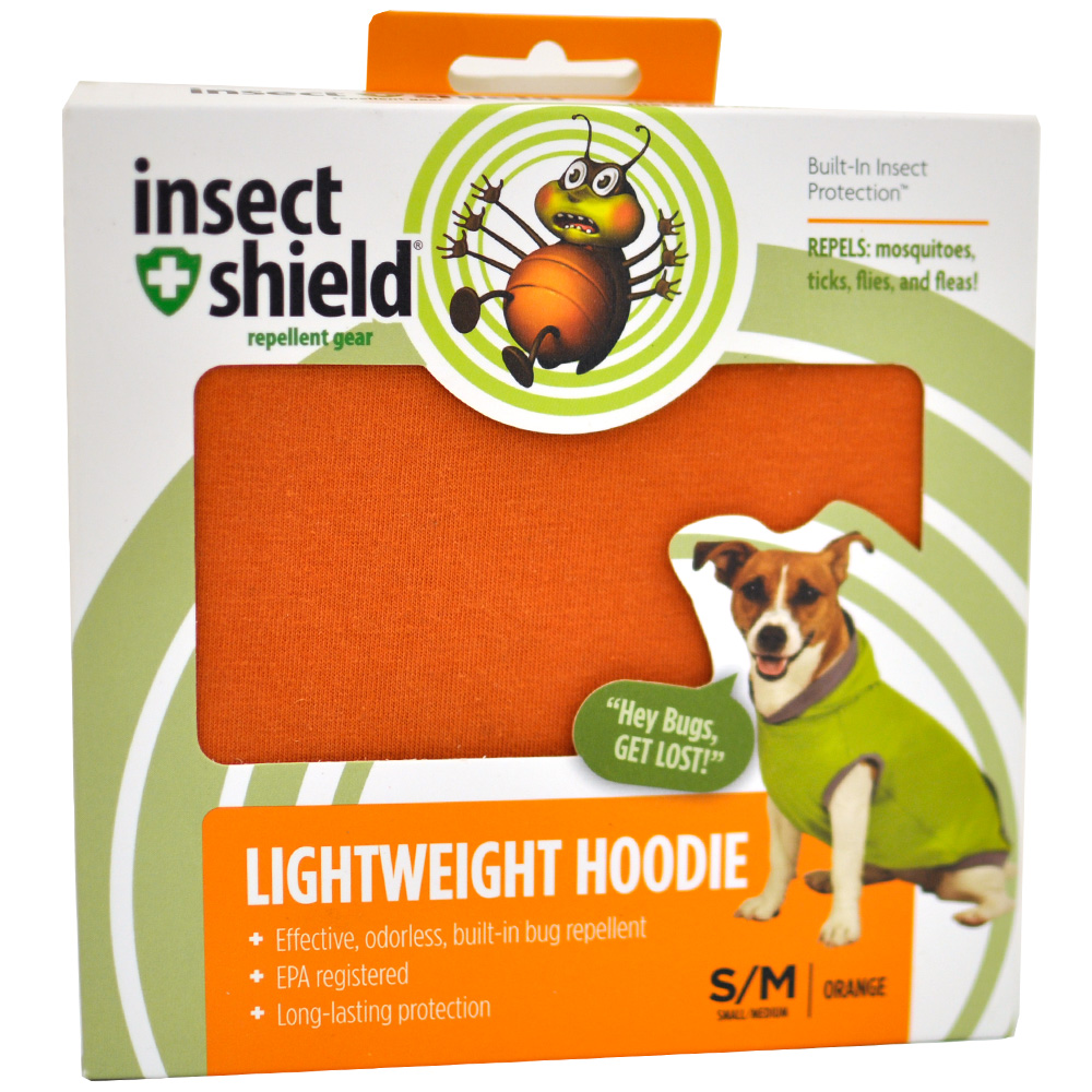 INSECT-SHIELD-LIGHTWEIGHT-HOODIE-SMALL-MEDIUM-ORANGE