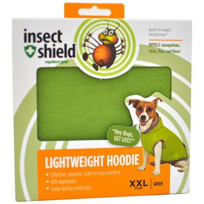 INSECT-SHIELD-LIGHTWEIGHT-HOODIE-XXLARGE-GREEN