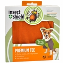 Insect Shield Premium Tee XSmall - Orange