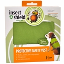 Insect Shield Protective Safety Vest Small - Green