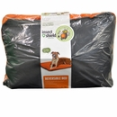 Insect Shield Reversible Bed Large - Grey/Orange