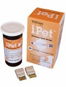 Image of iPet - Glucose Test Strips (50 count)