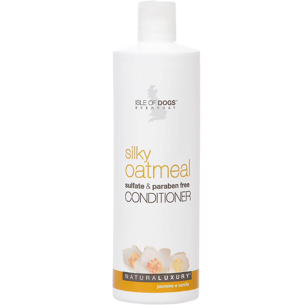 Isle of Dogs Silky Oatmeal Conditioner (16 oz) im test