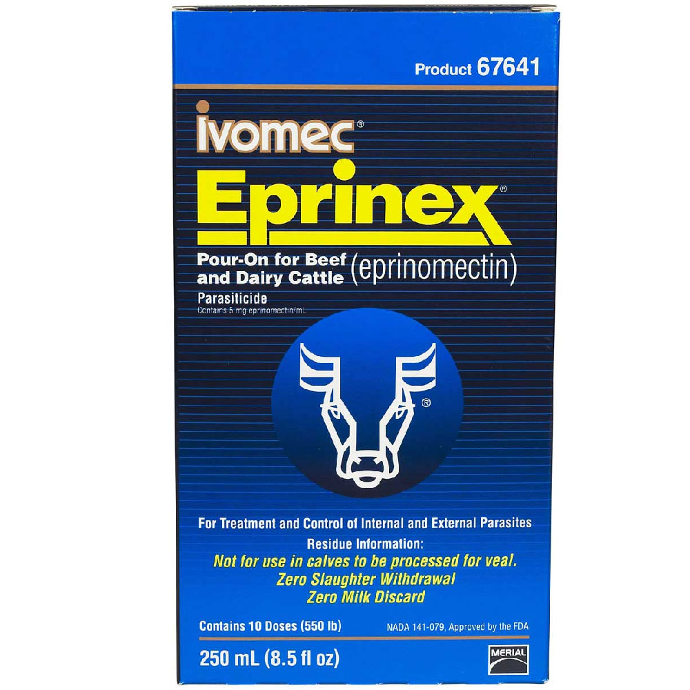 Ivomec Eprinex Pour-On (250 mL) im test