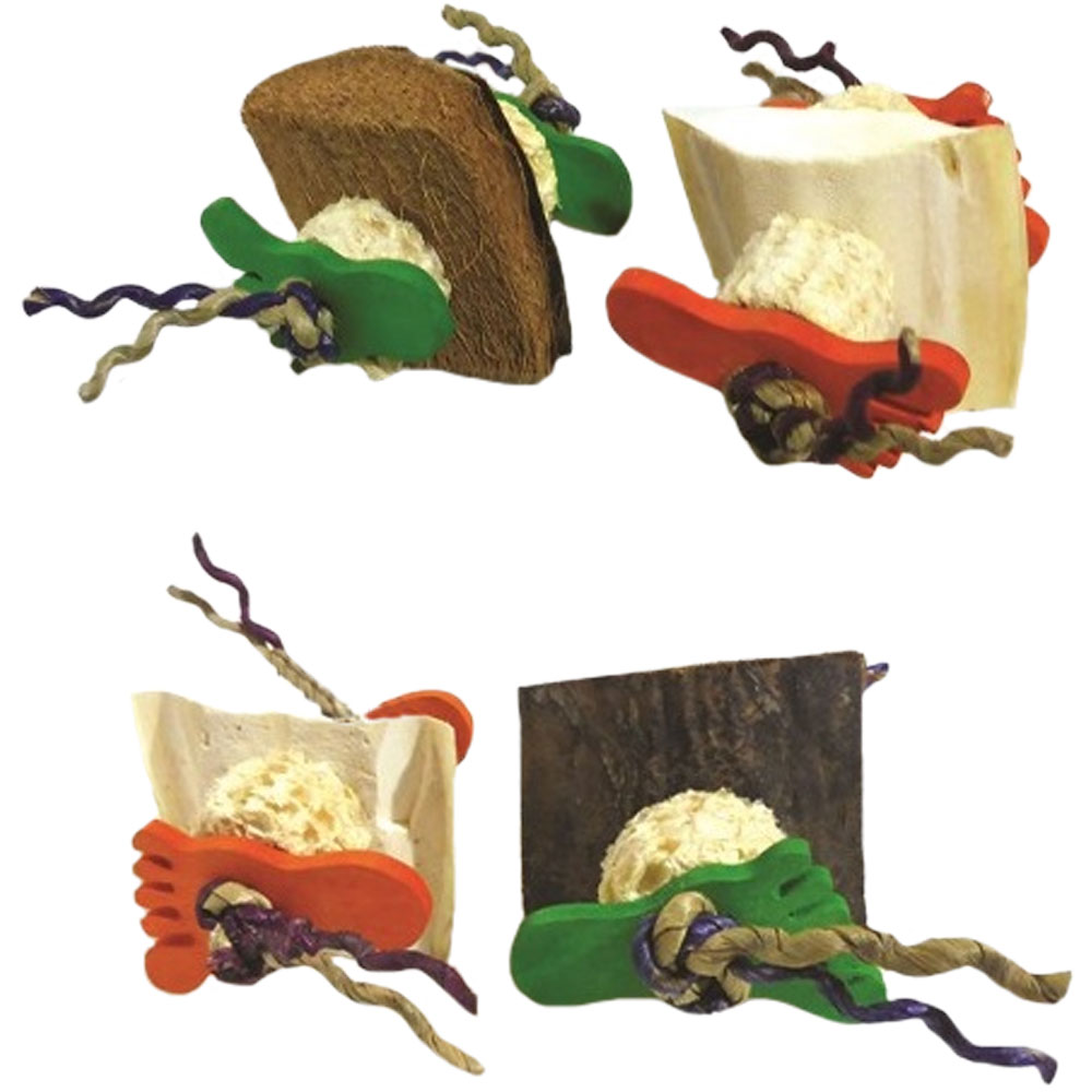 JAVA-WOOD-TOY-FOOT-TOY-SMALL