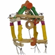 Java Wood Toy - Hanging Single Tower (Medium)