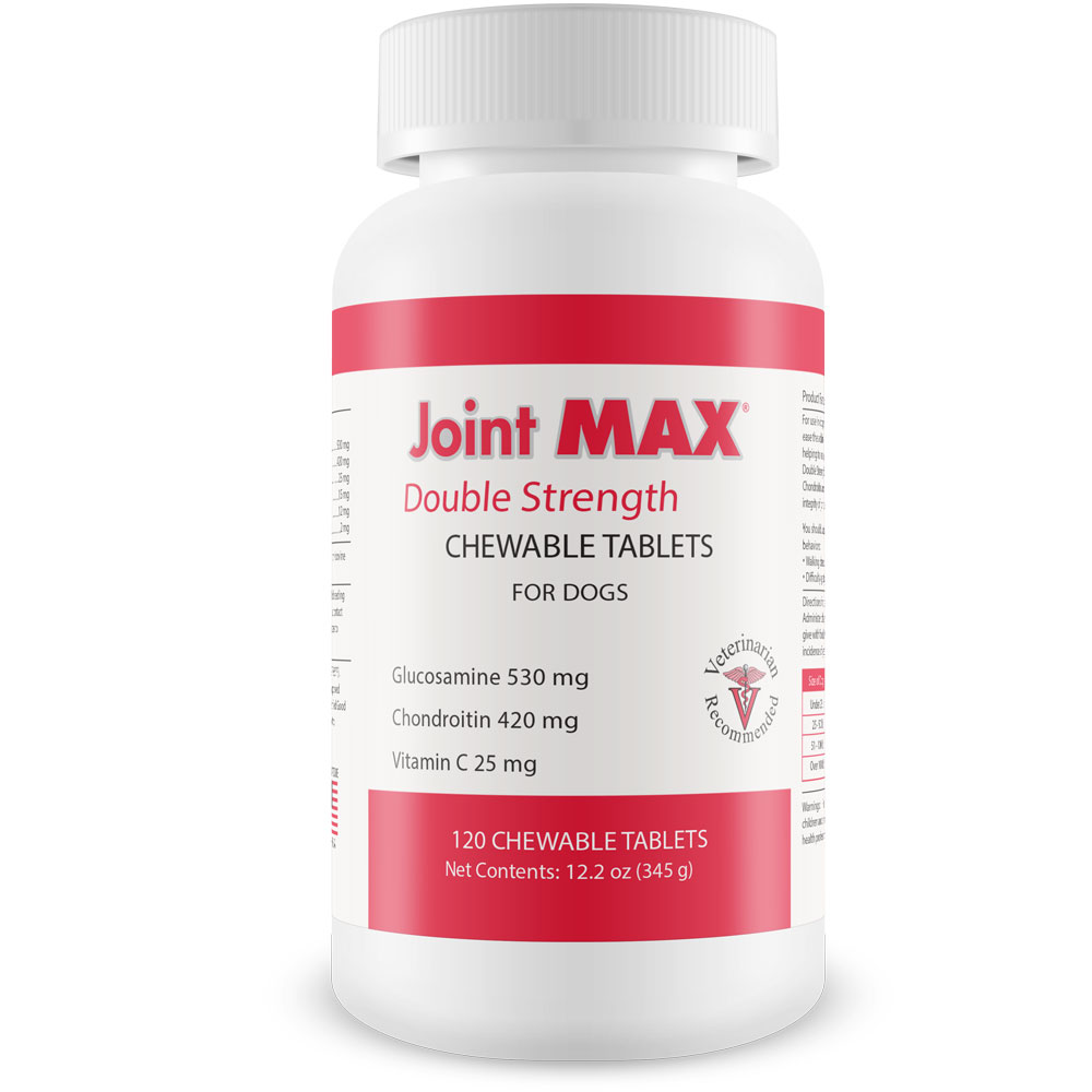 Joint MAX Double Strength (120 Chewable Tablets) im test