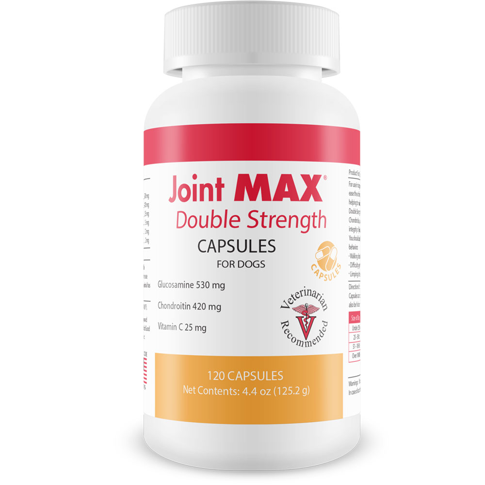 Joint MAX Double Strength Capsules (120 Count) im test