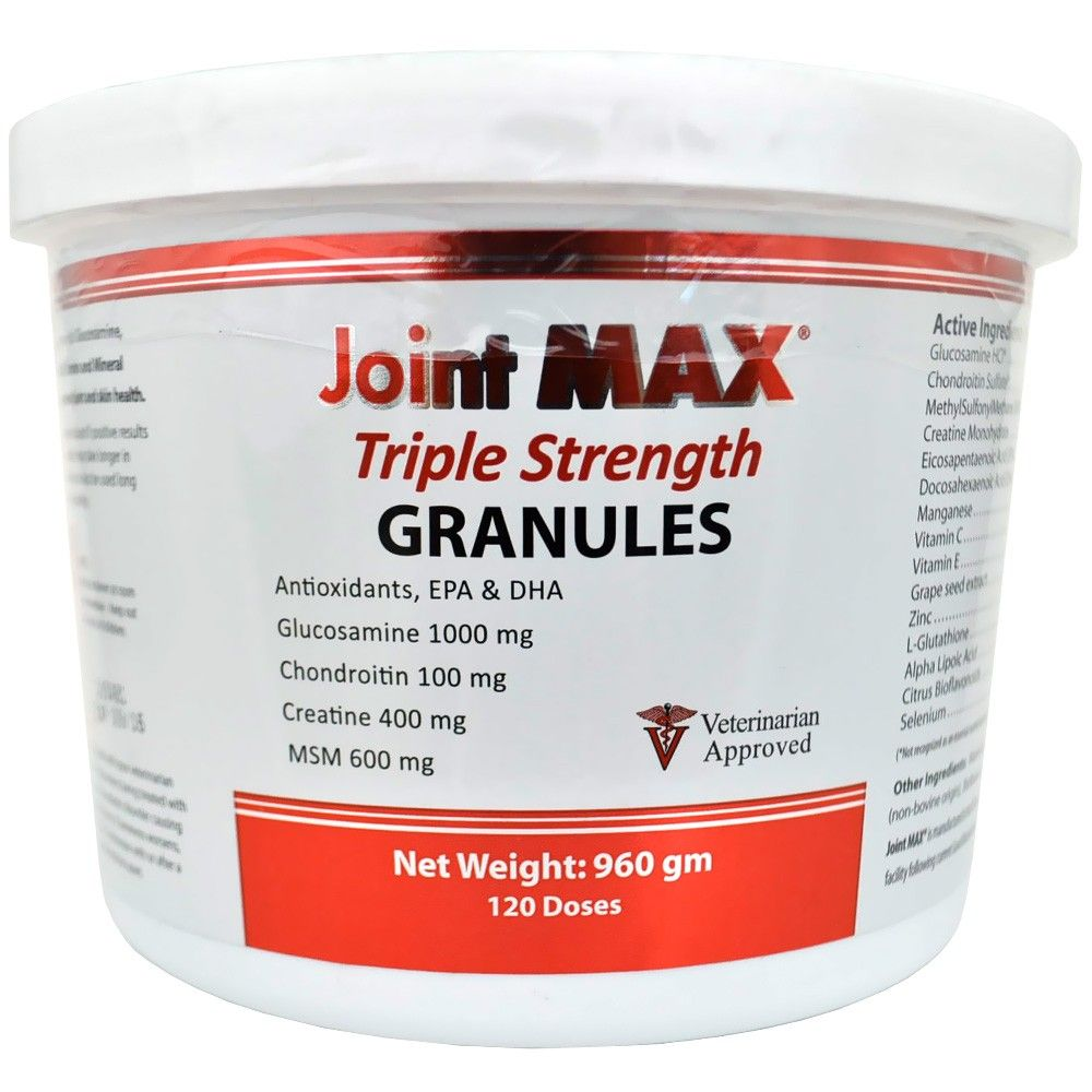 JOINT-MAX-TRIPLE-STRENGTH-GRANULES