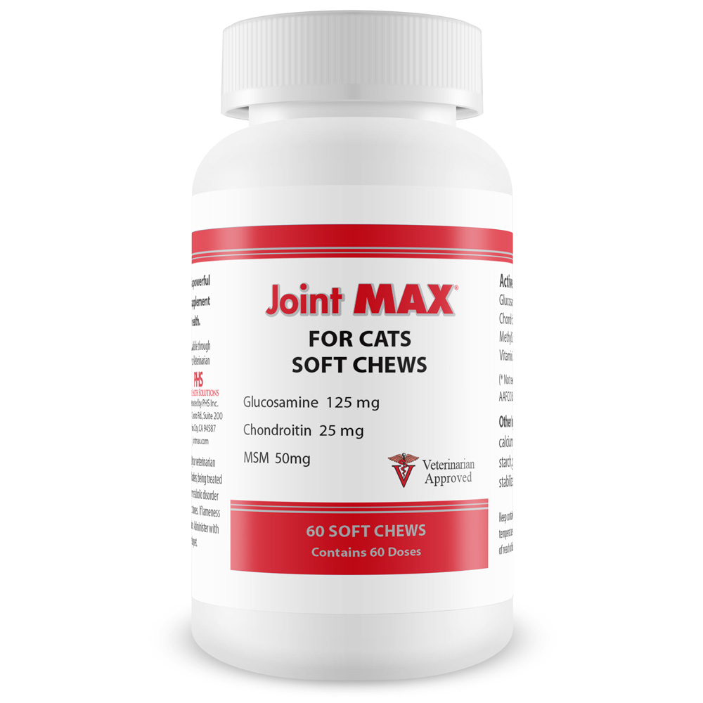 Joint MAX Soft Chews for Cats (60 Chews) im test