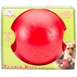 Jolly Pets Teaser Ball Red Large Dogs