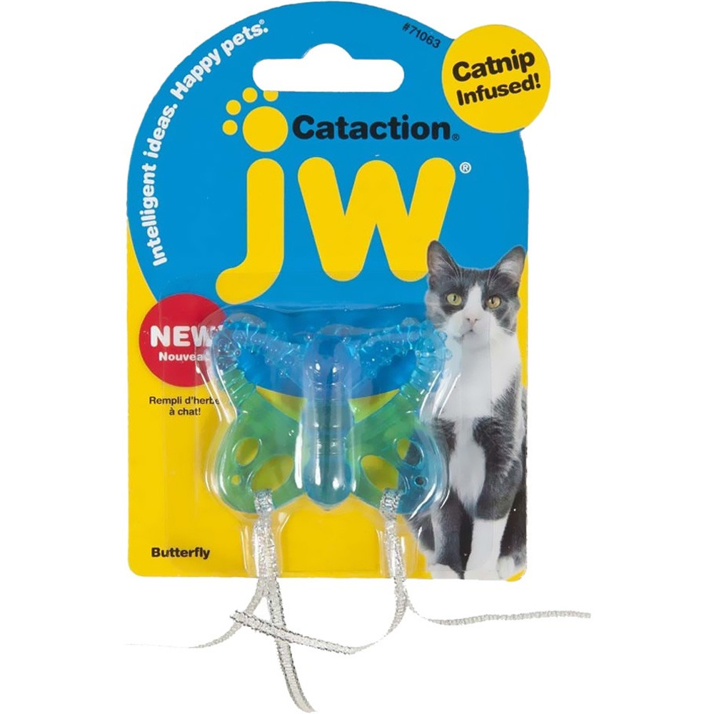 JW Pet Cataction Butterfly im test