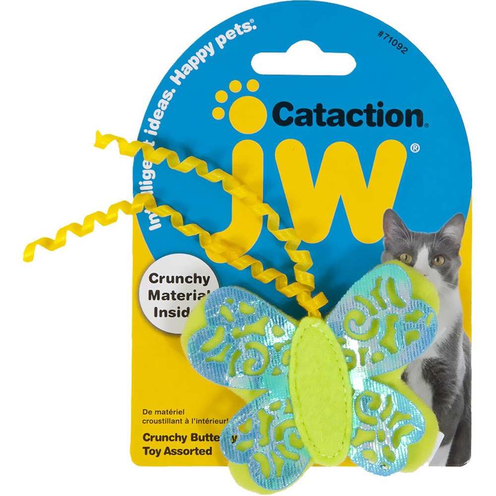 Image of JW Pet Cataction Crunchy Butterfly