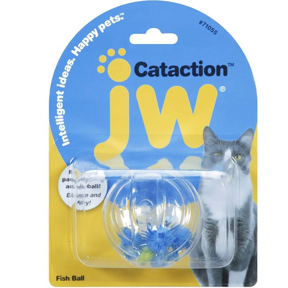 Image of JW Pet Cataction Fish Ball