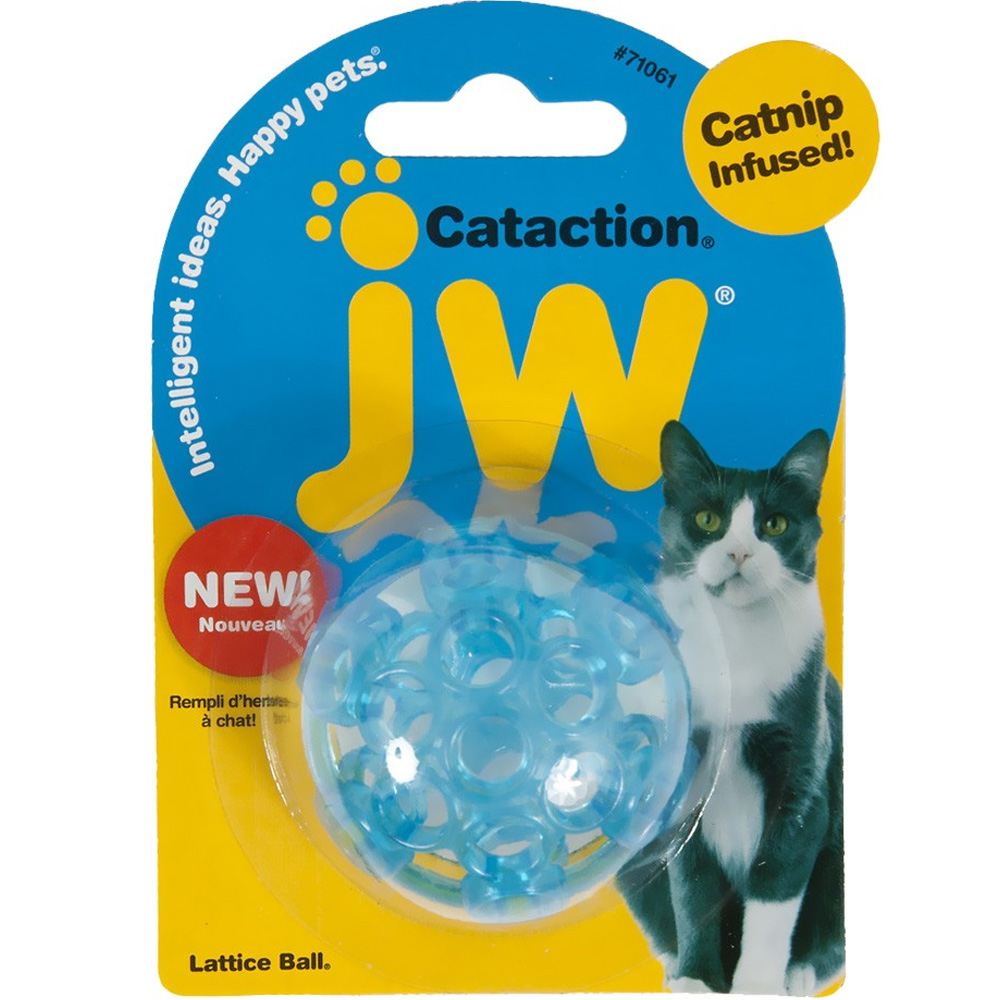 JW-PET-CATACTION-LATTICE-BALL