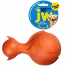 JW Pet Ruffians Fish Dog Toy - Large (Assorted)