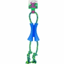 JW Pet Tug-A-Rama Rope Single Loop