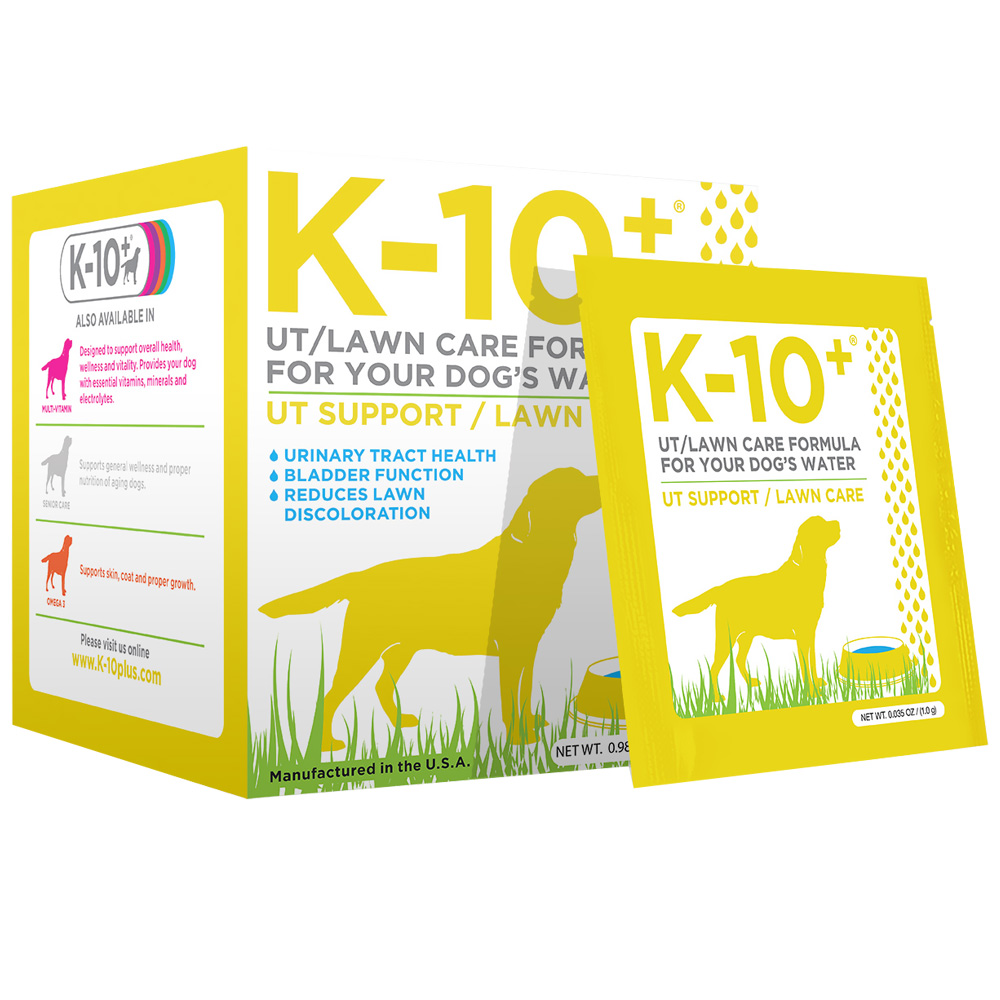 Image of K-10+ UT Support/Lawn Care
