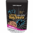 K-9 Fat Free Dog Treats - Chicken Flavor (4 oz)