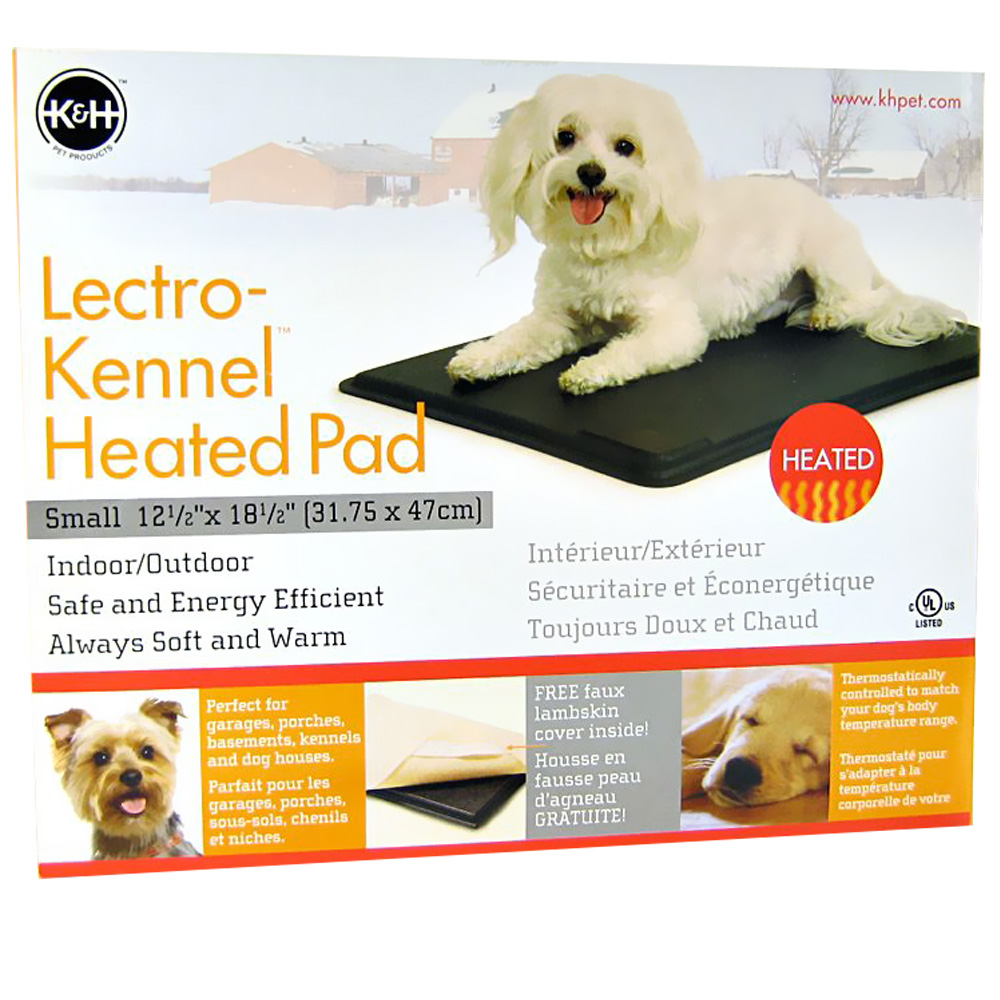 """Image of """"K&H Lectro Kennel Heated Pad (12"""""""" x 18"""""""")"""""""