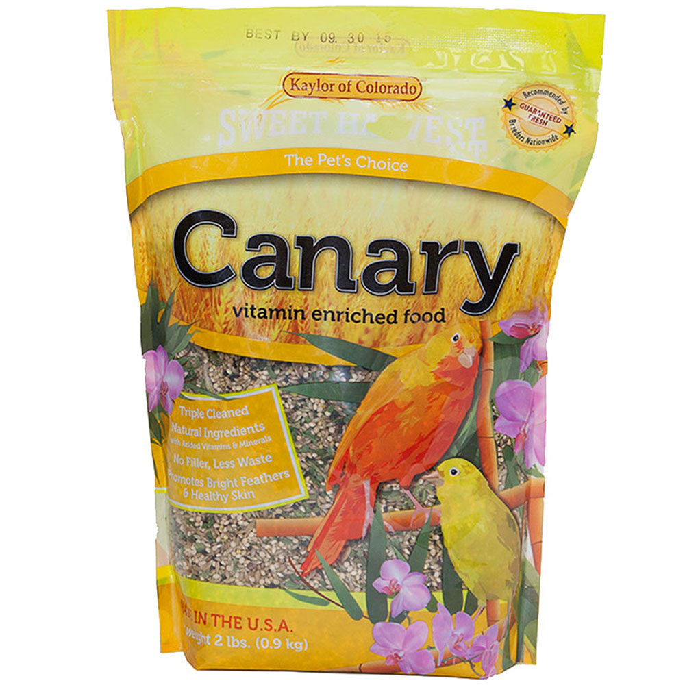 KAYLOR-SWEET-HARVEST-VE-CANARY-2LB