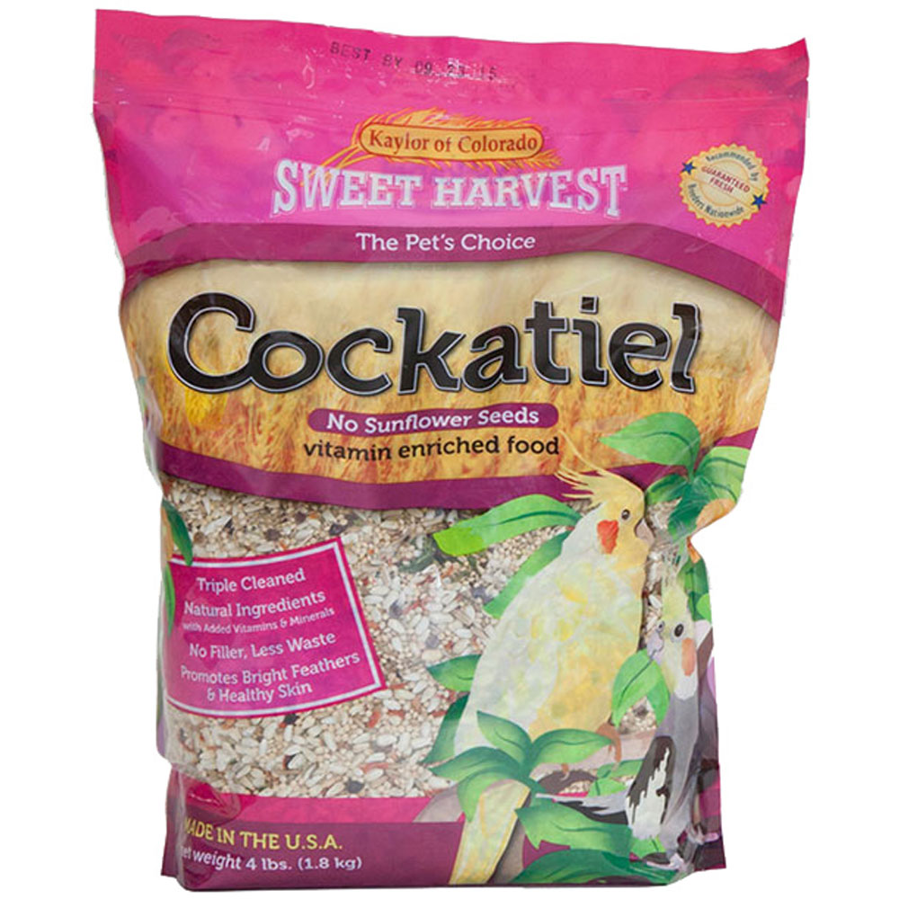 KAYLOR-SWEET-HARVEST-VE-COCKATIEL-WITHOUT-SUNFLOWER-SEED-4LB