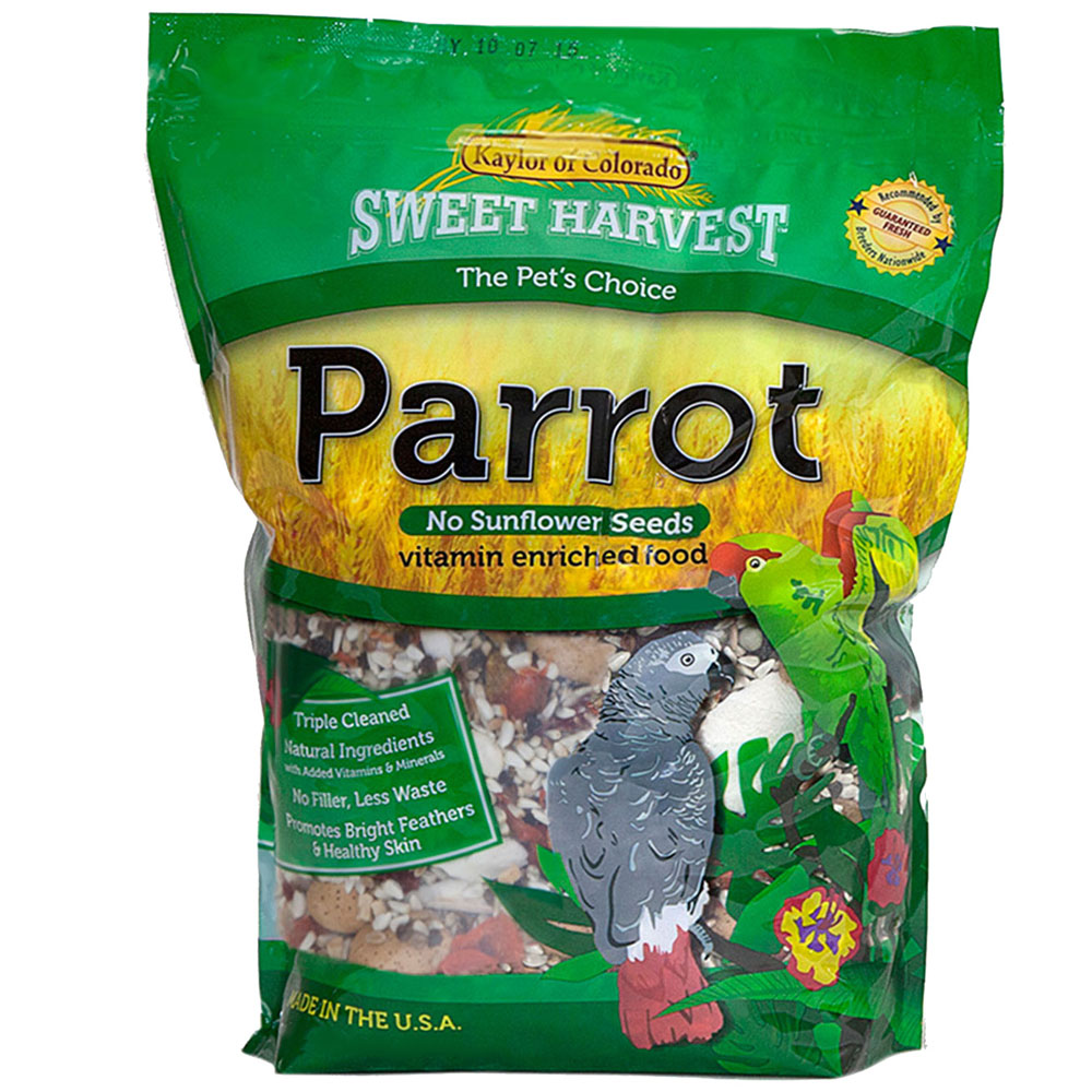 KAYLOR-SWEET-HARVEST-VE-PARROT-WITHOUT-SUNFLOWER-SEED-20LB