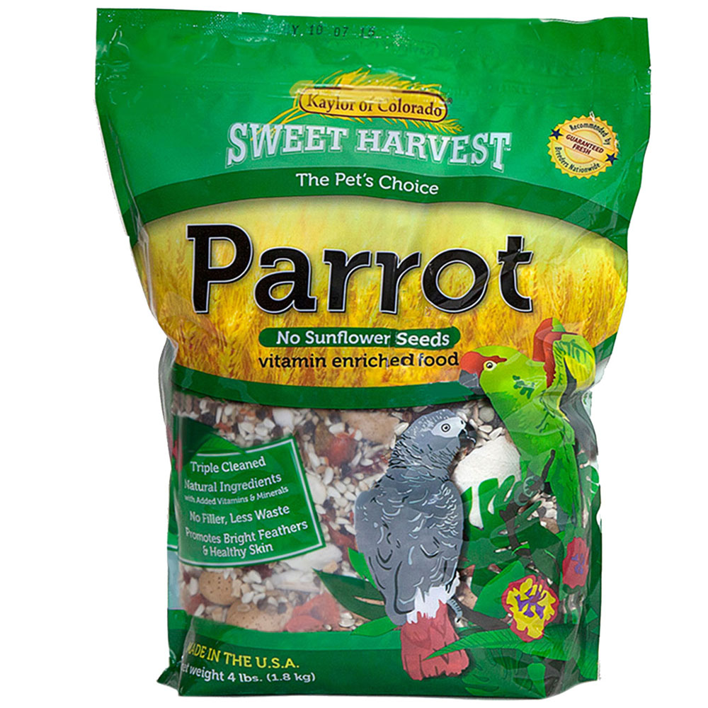 KAYLOR-SWEET-HARVEST-VE-PARROT-WITHOUT-SUNFLOWER-SEED-4LB