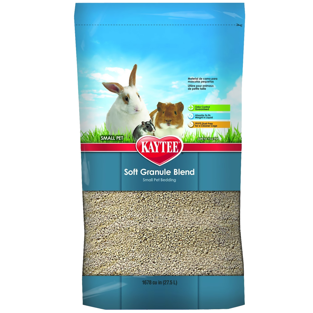 Kaytee Soft Granule Blend Pet Bedding (27.5 L) im test