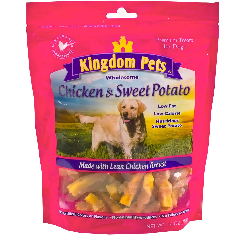 Kindom Pets Jerky Twists Treats