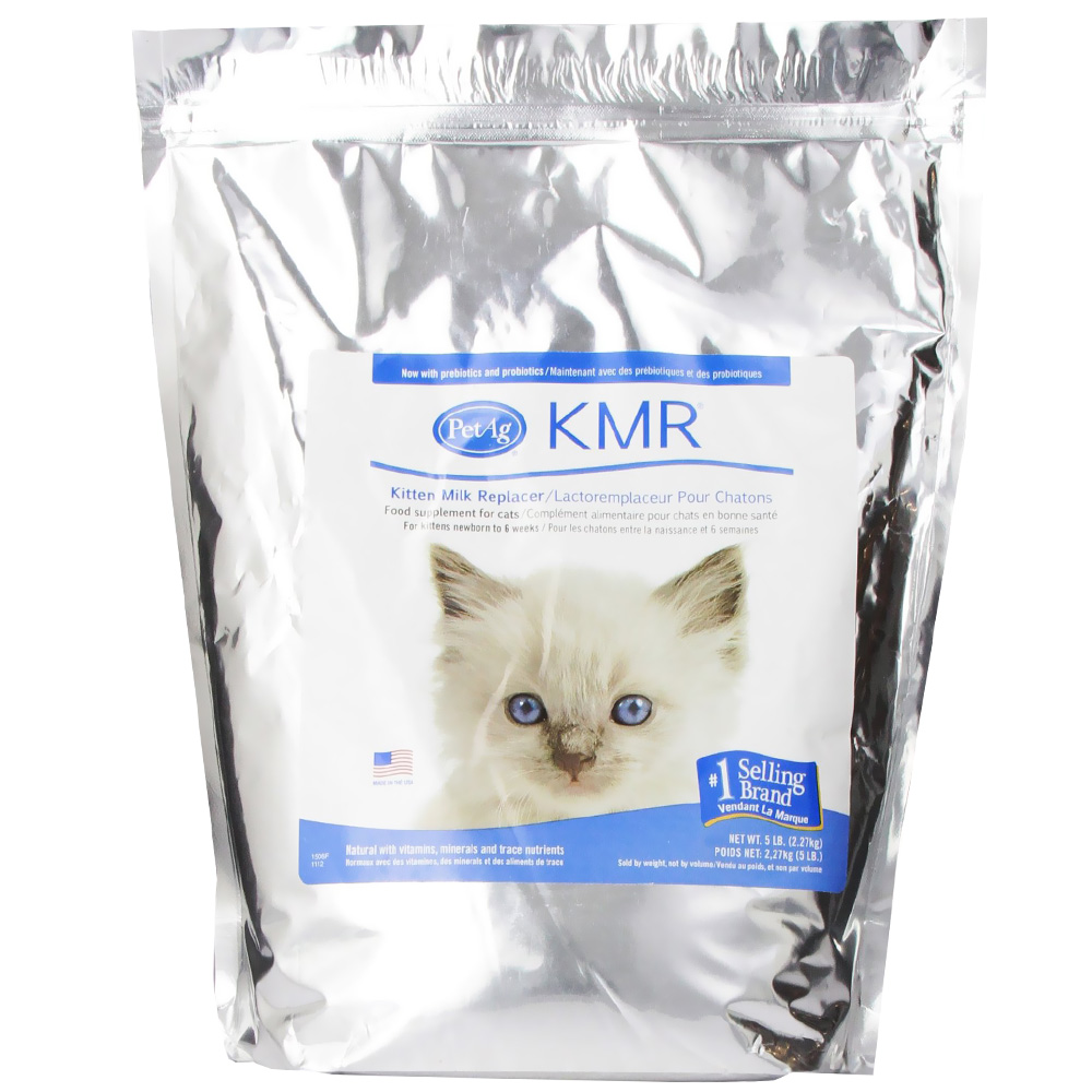 KMR Kitten Milk Replacer Powder (5 lb) im test