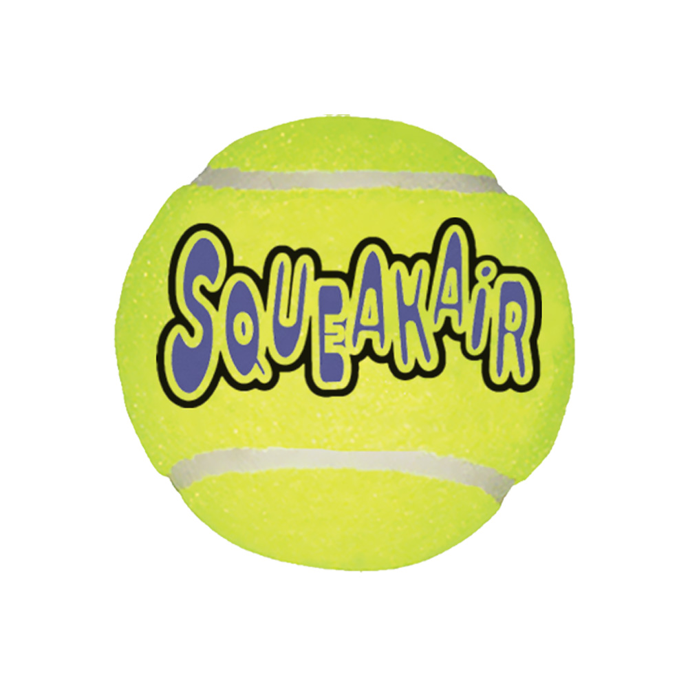 Air KONG Squeaker Tennis Ball - X-Large im test