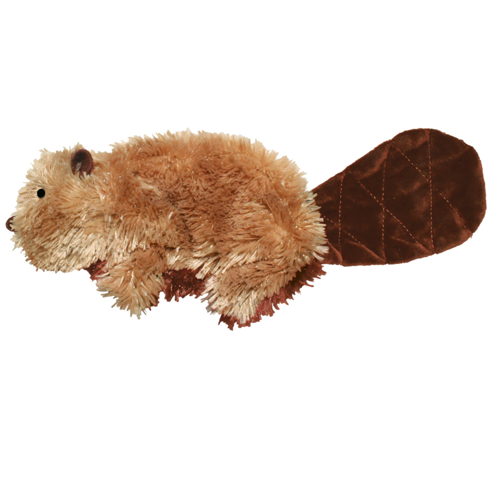 KONG-BEAVER-REFILLABLE-CATNIP-TOY