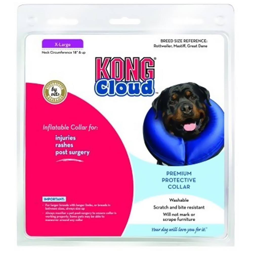 """KONG Cloud E-Collar - Extra Large (over 18"""")"" im test"