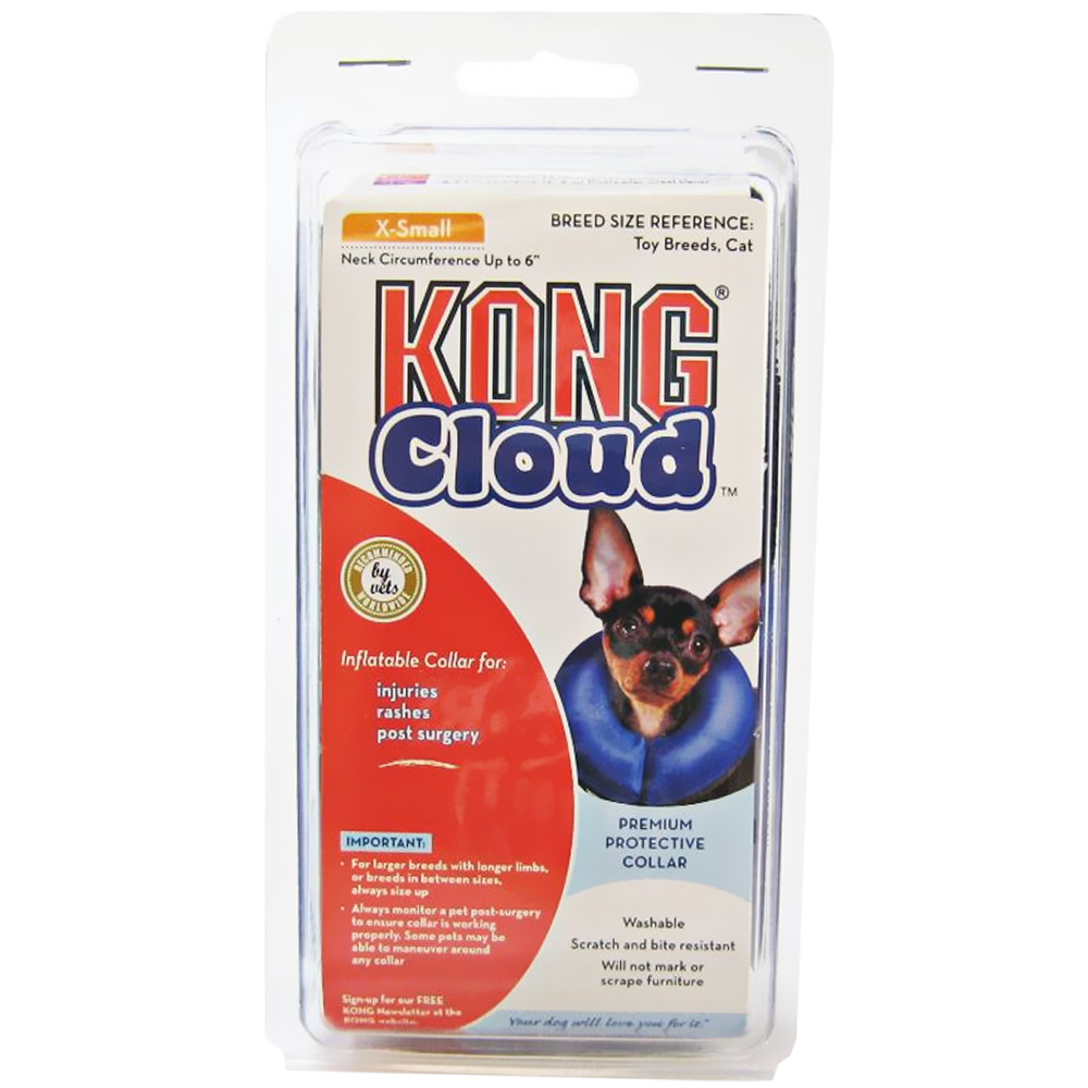 """KONG Cloud E-Collar - Extra Small (Upto 6"""")"" im test"