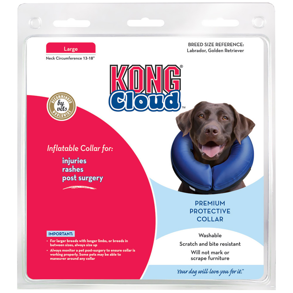 """KONG Cloud E-Collar - Large (13""""-18"""")"" im test"