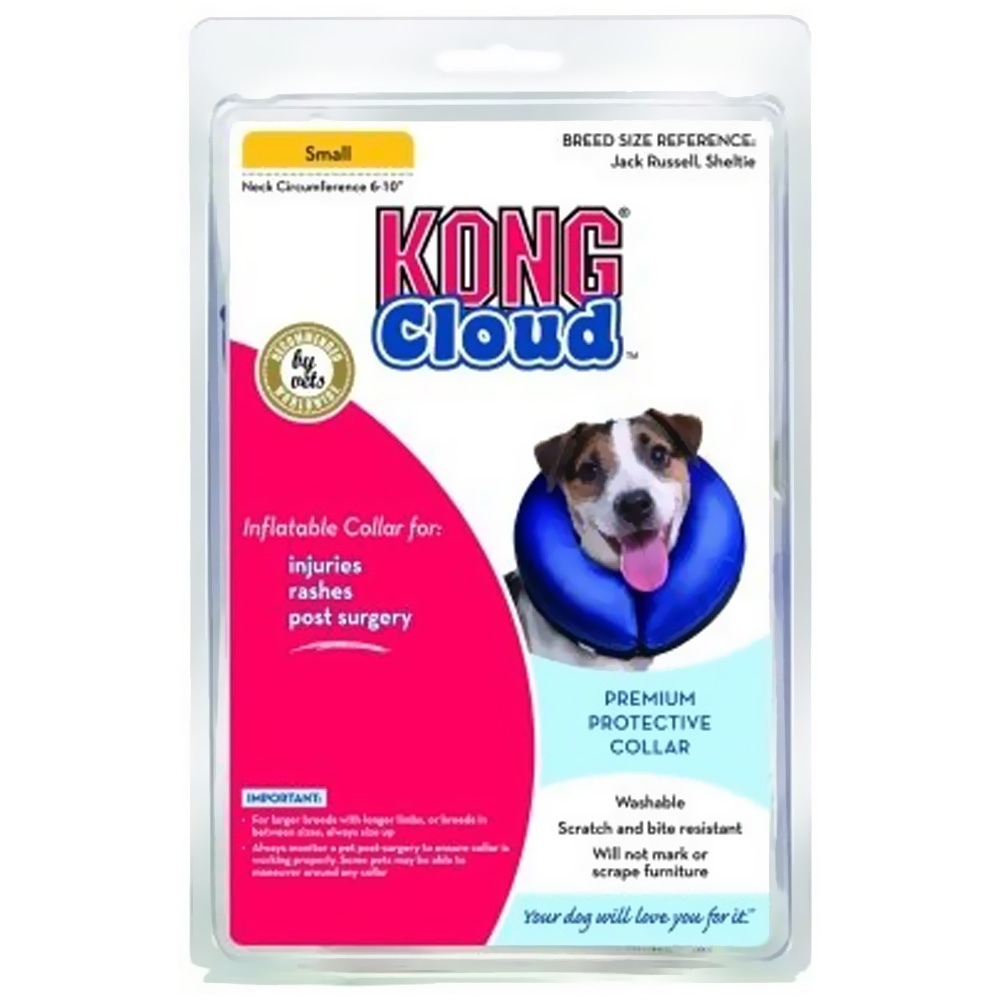 """KONG Cloud E-Collar - Small (6""""-10"""")"" im test"