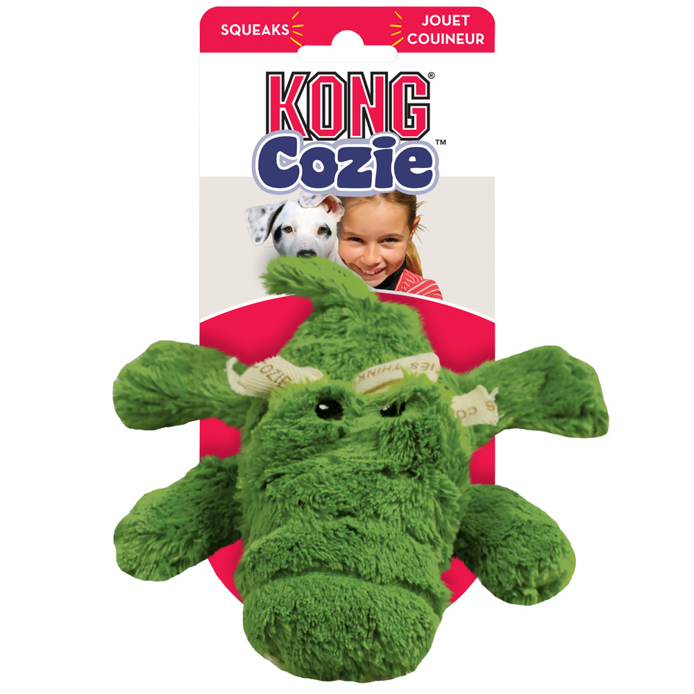 KONG-COZIE-ALI-ALLIGATOR-SMALL