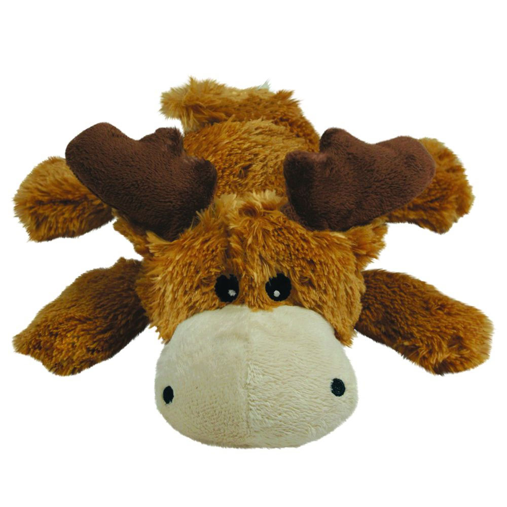 http://www.entirelypets.com - KONG Cozie Marvin Moose Dog Toy – Small 4.29 USD