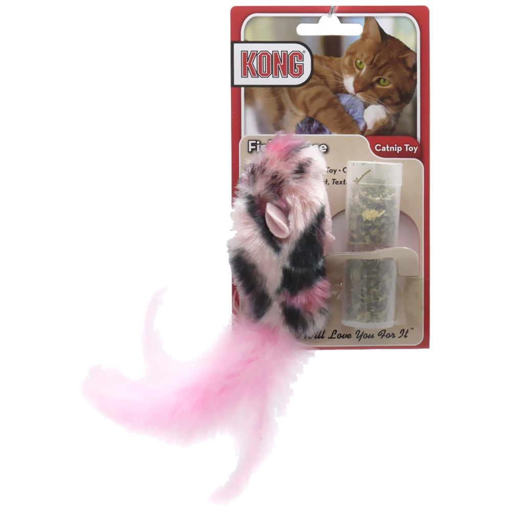 KONG Field Mouse Catnip Toy im test