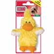 KONG Material Dog Duckie Toy - XSmall