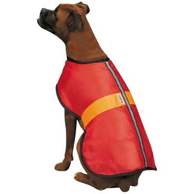 Kong Nor'Easter Coat - Red (Large)