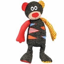 KONG Patches Bear Plush Dog Toy - Large